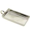 Rectangle Pendant for Embellishing