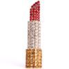 Large Lipstick Rhinestone Pin