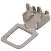 Swarovski 100741000000 S Rhinestone Chain End Piece PP18 Silver