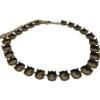 Empty Cupchain Necklace for Swarovski 1122 ss47 Rivolis Brass Ox