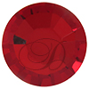 Swarovski Rose Pins 53304 ss34 Light Siam