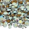 Swarovski Chatons Vintage Crystal AB Mix