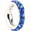 Game Time Bling Pave Ring - Sapphire