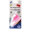 Shoe Air Freshener with Microfiber Screen Cleaner - Pink
