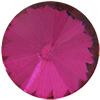 Spark Crystal Rivoli Fuchsia 10mm