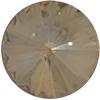 Spark Crystal Rivoli, Crystal Light Gold 10mm