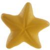 German Starfish Cabochons Topaz Matte 15 mm