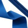 Blue Fashion Stretch 30mm Wide (1.18 Inch), Curls to 5mm Tube