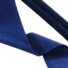 Shiny Navy Blue Fashion Stretch 30mm Wide (1.18 Inch), Curls to 5mm Tube