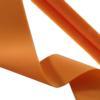 Orange Fashion Stretch 30mm Wide (1.18 Inch), Curls to 5mm Tube