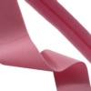 Shiny Pink Fashion Stretch 30mm Wide (1.18 Inch), Curls to 5mm Tube