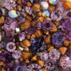 Swarovski 1028/1012/1100 Purple Mix
