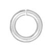 TIERRACAST® Silver Plated Jumpring 5 mm Round 16g