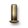 TierraCast® Brass Oxide Eyelet 6.8 mm