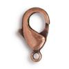 TIERRACAST® Antique Copper Lobster Clasp