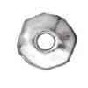 TIERRACAST® Silver Plated Heishi 5 mm Nugget