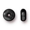 TIERRACAST® Black Heishi 5 mm Nugget