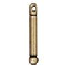 "TierraCast® Brass Oxide 3/4"" Bead Bar"