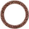 "TIERRACAST® Antique Copper 1"" Spiral Ring Link"