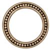 """TIERRACAST® Antique Gold 1"""" Beaded Ring Link"""