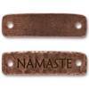TIERRACAST® Antique Copper Namaste Link