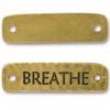 TIERRACAST® Antique Gold Breathe Link