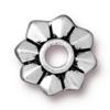 TierraCast® Antique Silver Rivetable 8 Point