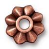 TierraCast® Antique Copper Rivetable 8 Point