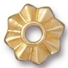 TierraCast® Gold Plated Rivetable 8 Point