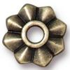 TierraCast® Brass Oxide Rivetable 8 Point