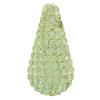 Teardrop Pave Bead with 1.2 mm hole Jonquil 11 x 22 mm