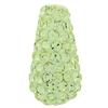 Teardrop Pave Bead with 1.2 mm hole Jonquil 8 x 15 mm
