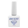 Jenny Secret Organic Matte Top Coat Soak Off 15 ml