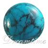 Turquoise Flatback Cabochons