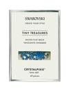 Swarovski Crystalpixie Tiny Treasures Xilion Flat Back Tanzanite Shimmer
