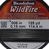 Black WildFire .006 Inch (.15 MM),  125 Yards