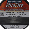 Black WildFire .008 Inch (.20 MM),  125 Yards