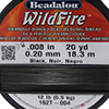 Black WildFire .008 Inch (.20 MM),  20 Yards
