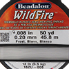 Frost White WildFire .008 Inch (.20 MM),  125 Yards