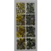 Crystalina Yellows Mix Assortment