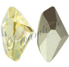 Swarovski 4757 Galactic Fancy Stone Crystal Lemon 14x8.5mm