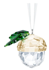 Swarovski Collections Acorn Ornament