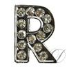 """""""R"""" Rhinestone Charm"""