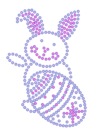 Iron On Transfer - Easter Bunny