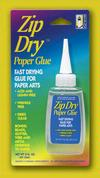 Zip Dry Scrapbooking Glue