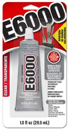 E6000 Precision Tip Adhesive 1 Ounce