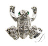 Frog Rhinestone Charm