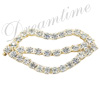 Rhinestone Lip Pin