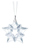 Swarovski Collections Little Star Ornament White