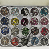Swarovski 2058 Rhinestones FlatBack 12ss Jar Assortment